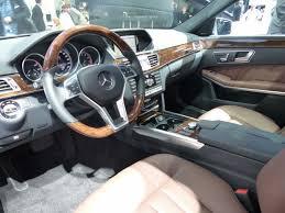 mercedes benz 2014 e class interior. 2014 mercedes benz eclass naias detroit auto show interior e class i