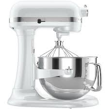 kitchenaid rkp26m1xmr pro 600 stand mixer 6 qt big super large meringue white