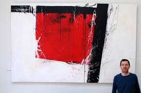 picture manchester united poster art painting abstract red