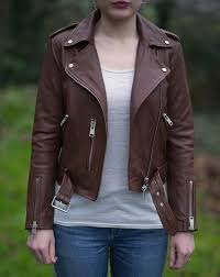 all saints balfern sahara leather biker jacket review