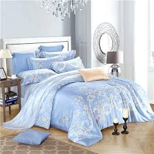 double polka dot bedroom light blue duvet cover single pale blue duvet cover king size european style printed light blue