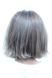 ブリーチなしでも可愛い似合う髪色が見つかるアッシュ系ヘアカラー14選