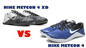 Nike Metcon 4 Design Your Own Nike Metcon 4 Xd Vs Nike Metcon 4 New For 2019