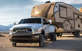 Towing A 17 000 Lbs 5th Wheel Camper With Ram Hd Does The