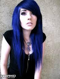 Blue Hair Dying Ideas