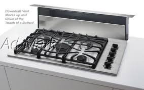 downdraft gas stove.  Gas Throughout Downdraft Gas Stove