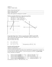 5 4 practice point slope form 5 4 practice point slope form form g answer key
