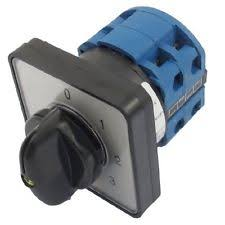 how to install a changeover switch 660v 20a 6 terminals 4 positions rotary cam changeover switch new