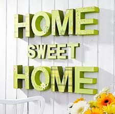 write a short essay on your sweet home sweet home