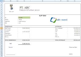 Dalam aplikasi tersebut, format slip telah tersedia dan penghitungan hingga penentuan pajak sudah dapat dilakukan secara otomatis. Contoh Form Slip Gaji Di Excel Adhe Pradiptha