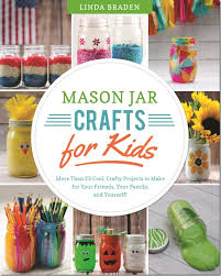 Decorations Using Mason Jars Mason Jar Crafts for Kids Book It All Started With Paint 66