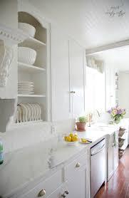 All White Kitchen 20 Gorgeous Gray And White Kitchens Maison De Pax