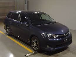 Used TOYOTA COROLLA FIELDER for sale at Pokal – Japanese Used Car ...