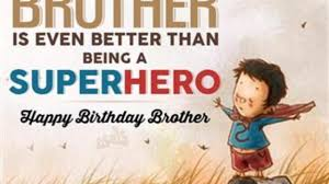 13 Best Happy Birthday Brother Wishes In Hindi English