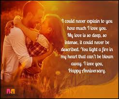 Anniversary Quotes For Him Adorable Love Anniversary Quotes For Him 48 Quotes That'll Make Him Teary