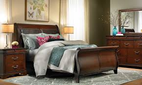 Louis Bedroom Furniture Louis Philippe Bed Dresser Mirror Haynes Furniture