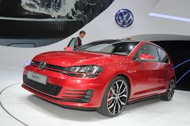 New Volkswagen Golf GTI Concept Photos and Details - AutoTribute