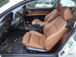 BMW 3 Series 2007 bmw 335i interior : Saddle Brown/Black Interior 2007 BMW 3 Series 335i Coupe Photo ...