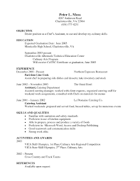 resume expected graduation