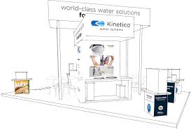 Kinetico Exhibition Stand For The Ideal Home Show - Home water system design