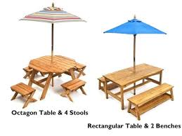 childrens wooden table and chair set uk child chairs with storage cape town wood outdoor umbrella