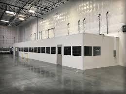 warehouse mezzanine modular office. Modular Offices Warehouse Mezzanine Office