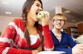 Send your child to college with healthy eating habits – SheKnows
