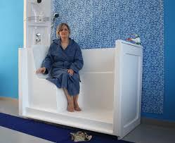 Vasche Da Bagno Con Doccia : Vasca da bagno con doccia e sportello canlic for