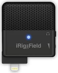 <b>IK Multimedia iRig Mic</b> Field <b>микрофон</b>