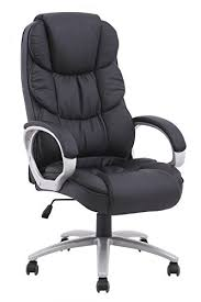 comfortable office chairs. Delighful Chairs Amazoncom BestOffice Ergonomic PU Leather High Back Executive Office Chair  Black Kitchen U0026 Dining And Comfortable Chairs I