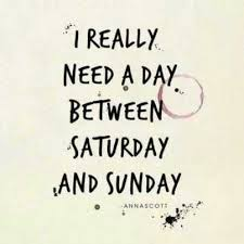 Image result for hectic weekend