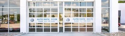 aluminum commercial door