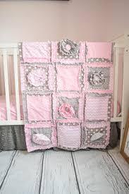 baby bedding baby girl crib set pink