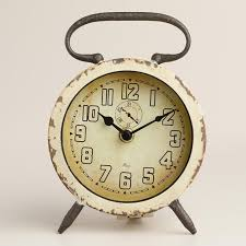 buy home office furniture give. distressed details midcentury style feet and a handle give our clock an antique buy home office furniture