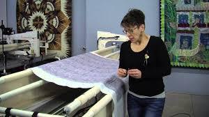 Video 1 Preparing Your Quilt for Longarm Quilting - YouTube & Video 1 Preparing Your Quilt for Longarm Quilting Adamdwight.com