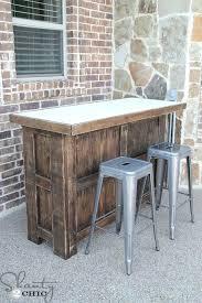 diy portable bar outdoor bar outdoor living outdoor wooden bar portable outdoor bar portable diy pvc