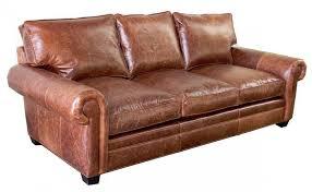 lancaster leather sleeper sofa sedona lancaster oversized seating leather sofa set