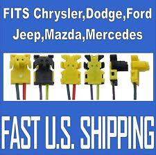mercedes benz cls550 air bag parts fits mercedes benz cls550 airbag clockspring plugs wire connector new 4