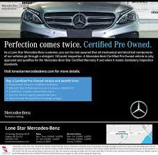 See our extensive inventory online now! Friday February 28 2020 Ad Lone Star Mercedes Benz Calgary Herald