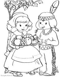 Small Picture coloring pages for thanksgiving feast thanksgiving feast coloring