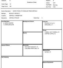 script breakdown sheet movie magic scheduling tips howtofilmschool com