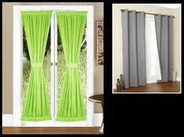 Sliding Door Curtains, French Door Curtains, Patio Door Ideas