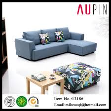 Quality Living Room Furniture High Quality Living Room Furniture Modern Small Size L Shaped Sofa