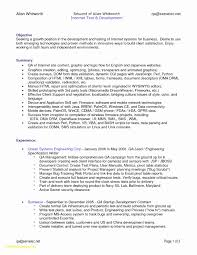 Software Test Engineer Resume Download Now 51 Awesome Resume Format