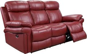 leather power reclining sofa red leather power reclining sofa main image leather power reclining sofa with