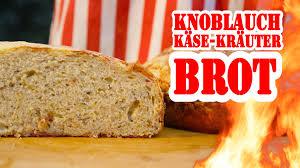 Brot im gasgrill