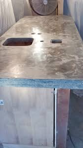 diy concrete countertops and the things we learned