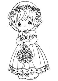 Small Picture 12 best Wedding Coloring Pages images on Pinterest Wedding