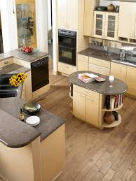 Flooring Options For Kitchens Kitchen Flooring Options With Wood Appearance Traba Homes
