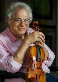 Itzhak Perlman, Violin Legend, Still Proves the Critics Wrong - The New  York Times
